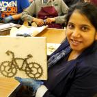 Jasmin's bicycle