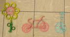 Pink Cog Bike